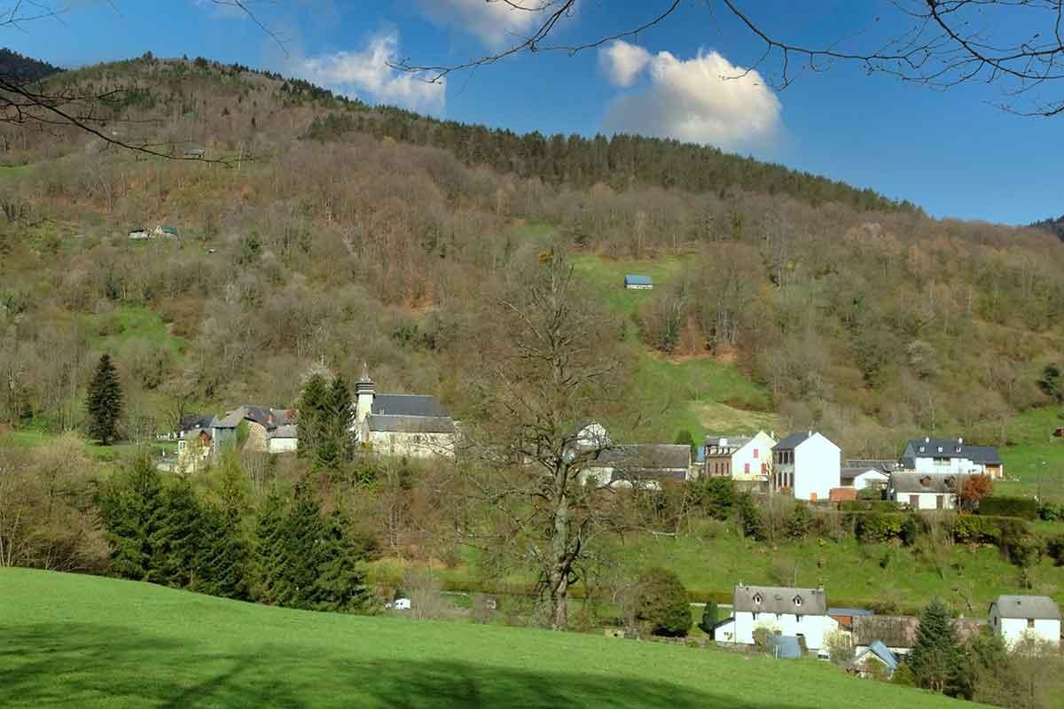 Le Village de Lesponne